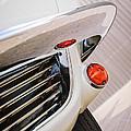 1963 Chevrolet Corvette Split Window Grille -221c by Jill Reger