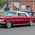 1963 Corvair by R A W M