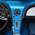 1963 Corvette Dash by Sven Migot