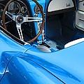 1963 Corvette Driver Approach by Sven Migot