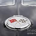 1963 Corvette  by Dennis Hedberg
