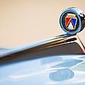 1963 Ford Falcon Futura Convertible  Hood Ornament by Jill Reger
