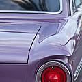 1963 Ford Falcon Tail Light by Jill Reger