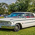 1963 Ford Galaxie 500xl Hardtop by Steve Harrington