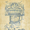 1963 Jukebox Patent Artwork - Vintage by Nikki Marie Smith