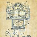 1963 Jukebox Patent Artwork - Vintage by Nikki Marie Smith