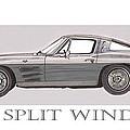 1963 Split Window by Jack Pumphrey