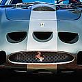 1964 Ferrari 275 Gtb-c Speciale Grille -0959c by Jill Reger