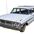1964 Ford Galaxy Country Sedan Stationwagon by Keith Webber Jr