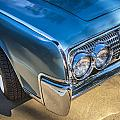 1964 Lincoln Continental Convertible  by Rich Franco