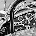 1965 Ac Cobra Steering Wheel by Jill Reger