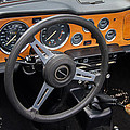 1965 Austin Healey Interior by Roger Mullenhour