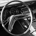 1965 Buick Riviera Steering Wheel by DJ Monteleone