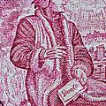 1965 Dante Anniversary Stamp by Bill Owen