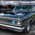 1965 Dodge Coronet by David B Kawchak Custom Classic Photography