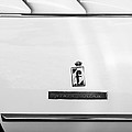 1965 Ferrari 275gts Emblem by Jill Reger