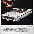 1965 Ford Falcon Ad by Steve Harrington