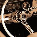 1965 Ford Mustang  by Gordon Dean II
