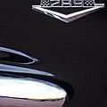 1965 Ford Mustang Gt 289 Emblem -0309c by Jill Reger