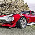 1965 Grand Sport Sebring  by Marcia Colelli