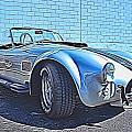1965 Shelby Cobra- 1 by Becca Buecher