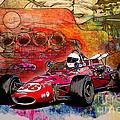 1966 9 Eagle Indy by Stuart Row