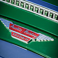 1966 Austin-healey 3000 Mk IIi Bj8 Emblem by Jill Reger