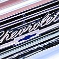 1966 Chevrolet Biscayne Front Grille by Jill Reger