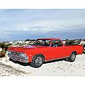 1966 Chevrolet El Camino 327 by Jack Pumphrey