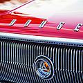 1966 Dodge Charger Grille Emblem by Jill Reger