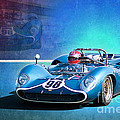 1966 Lola T70 by Stuart Row