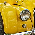 1966 Morgan Plus Four Front End by Anna Lisa Yoder