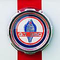 1966 Shelby Gt 350 Emblem by Jill Reger