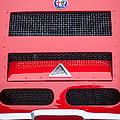 1967 Alfa Romeo Tz2 Zagato Coupe Hood Ornament by Jill Reger