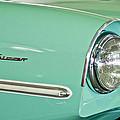 1967 Amphicar Model 770 Head Light by Jill Reger