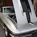 1967 Chevy Corvette by John Telfer