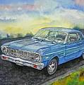 1967 Ford Falcon Futura by Anna Ruzsan