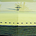 1967 Lincoln Continental Grille Emblem - Hood Ornament by Jill Reger
