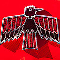 1967 Pontiac Firebird Emblem by Jill Reger