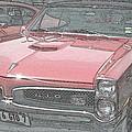 1967 Pontiac Gto by Kay Novy