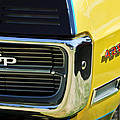 1967 Pontiac Hurst Grand Prix Convertible Grille Emblem -3569c by Jill Reger