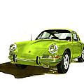 1967 Porsche 911  by Jack Pumphrey