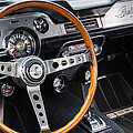 1967 Shelby Gt 350 Signed Dash by Roger Mullenhour