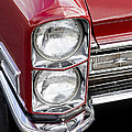 1968 Cadillac Deville You Looking At Me by Rich Franco