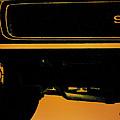 1968 Camaro Ss Front End Closeup  by Bob Orsillo