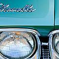 1968 Chevrolet Chevelle Headlight by Jill Reger