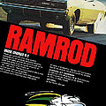 1968 Dodge Charger R/t - Ramrod by Digital Repro Depot