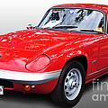 1968 Lotus - Elan S4 -  Full View by Kaye Menner