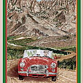 Mountain Rallying In A 1968 M G B  by Jack Pumphrey