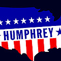 1968 Vote Humphrey For President by Historic Image
